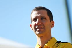 Реми Таффен, технический директор по мотору Renault Sport F1