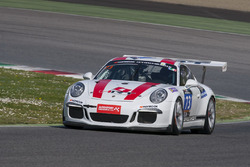 #73 HRT Performance, Porsche 991 Cup: Kim André Hauschild, Stephen Borness, Sergio Negroni