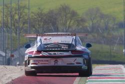 #64 Porsche Lorient Racing, Porsche 991 Cup: Pascal Gibon, Christophe Bourret, Philippe Polette, Frédéric Lelievre