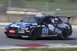 #335 Scangrip, Racing BMW 335i: Anders Lund, Maurice O'Reilley, Niels Borum