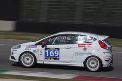 #169 Barin, Ford Fiesta ST: Roberto Barin, Simone Barin