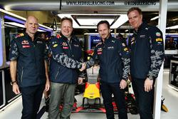 Adrian Newey, Red-Bull-Racing-Technikchef