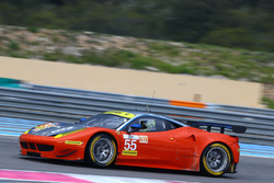 #55 AF Corse Ferrari F458 Italia: Данкан Камерон, Метт Гріффін, Аарон Скотт