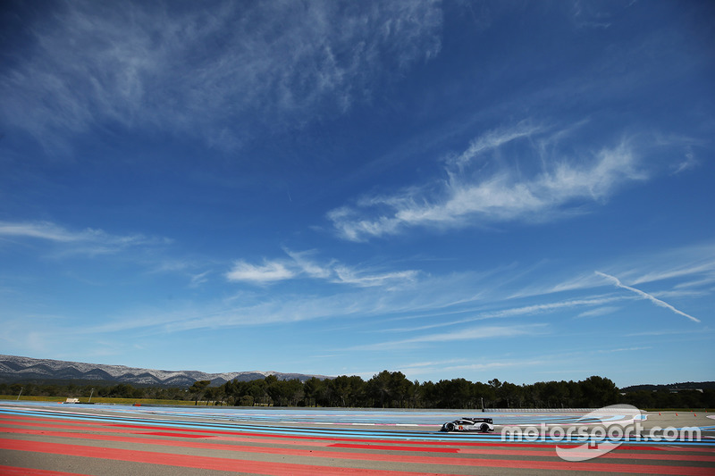 #1 Porsche Team, Porsche 919 Hybrid: Timo Bernhard, Mark Webber, Brendon Hartley