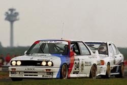 Альтфрид Хегер, BMW M3 и Роланд Аш, Mercedes