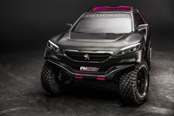 PH-Sport Peugeot 2008 DKR16 unveil