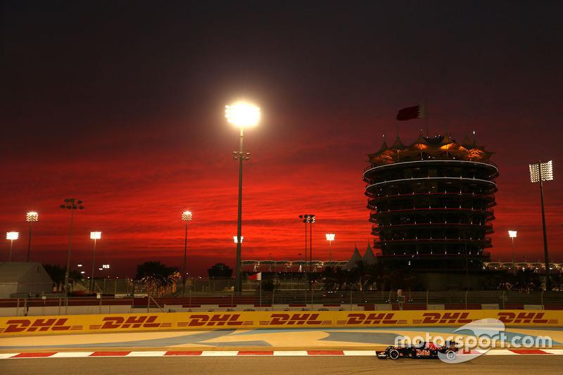 Карлос Сайнс, Toro Rosso STR11