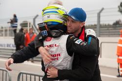Joel Eriksson, Motopark Dallara F312 – Volkswagen, con il fratello Jimmy Eriksson