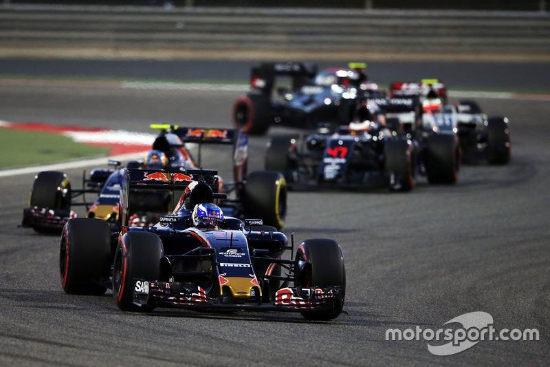 2/12: Grand Prix van Bahrein: P6