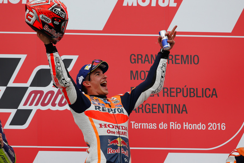 Marc Marquez, Repsol Honda Team race winner