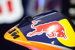 Red Bull KTM Ajo rear detail