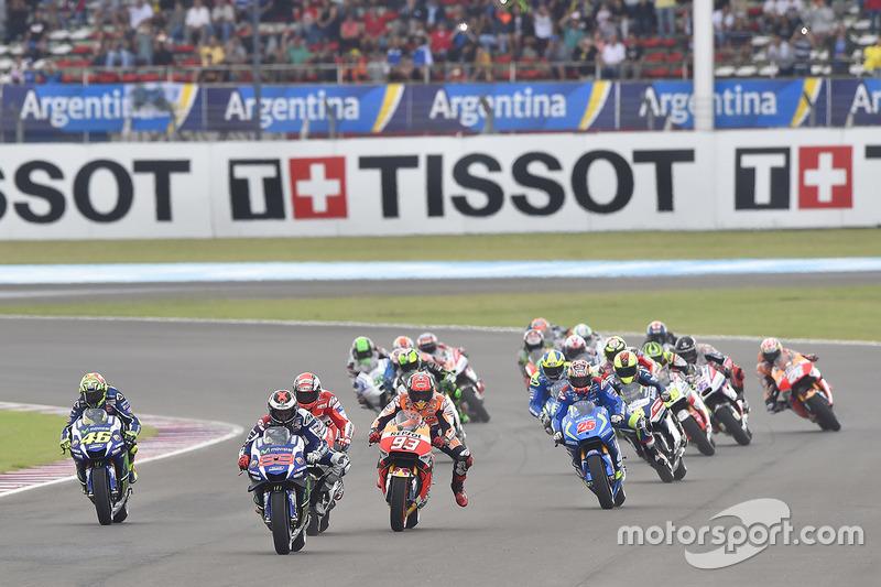 Arrancada: Jorge Lorenzo, Yamaha Factory Racing