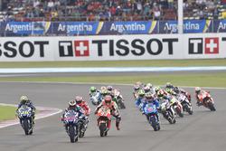 Start: Jorge Lorenzo, Yamaha Factory Racing
