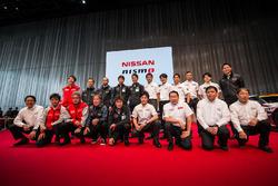Nissan 2016 presentazione