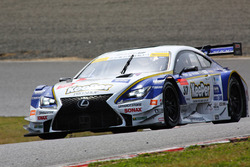 #37 Team Tom's Lexus RC F: James Rossiter, Ryo Hirakawa