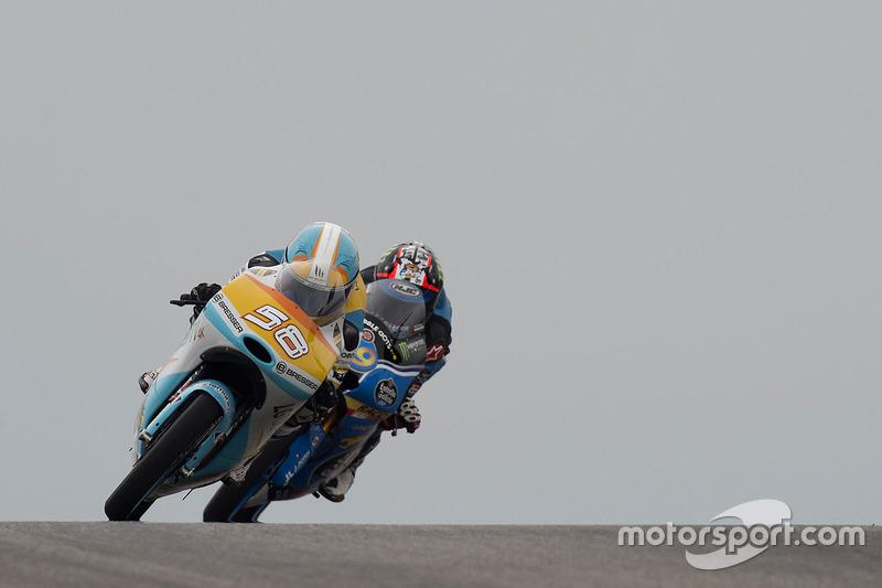 Juanfran Guevara, RBA Racing Team, KTM