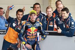 Derde Brad Binder, Red Bull KTM Ajo, KTM