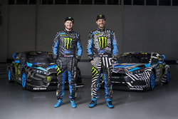 Andreas Bakkerud, Ken Block, Hoonigan Racing Division Ford