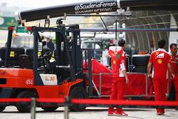 Ferrari, il nuovo telaio portato alle verifiche tecniche