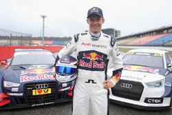 Маттиас Экстрём, его Audi RS5 DTM и Audi S1 WRX