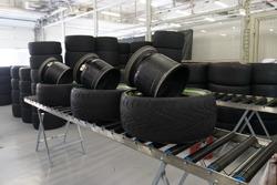 Garaje de Pirelli