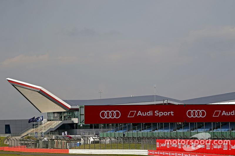 La famosa ala de Silverstone