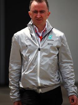 Падди Лоу, технический директор Mercedes AMG F1