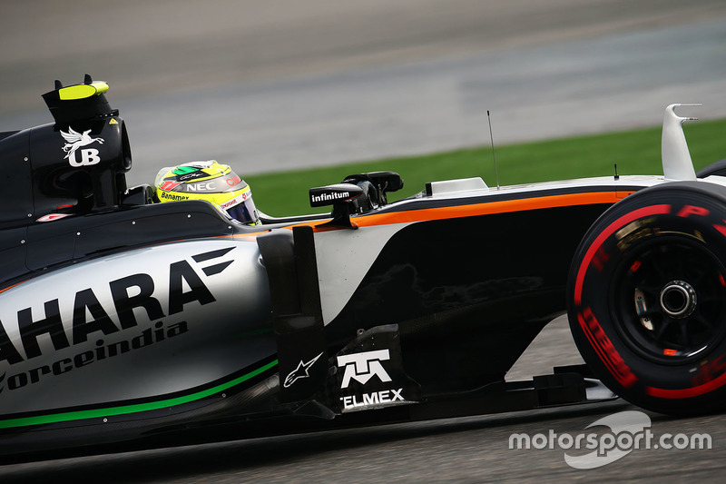 Sergio Pérez, Sahara Force India F1 VJM09