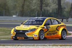 Юго Валент, LADA Sport Rosneft, Lada Vesta