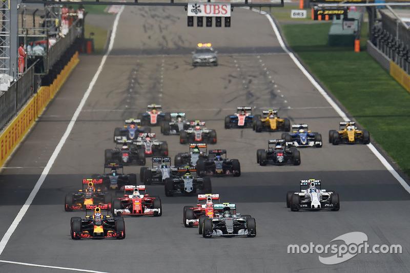China: Rosberg mantiene la racha