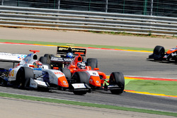 Yu Kanamaru, Teo Martin Motorsport y Aurelien Panis, Arden Motorsport