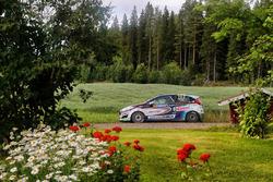 Max Vatanen, Jacques Renucci, Ford Fiesta