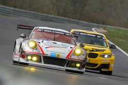 #21 Wochenspiegel Team Manthey, Porsche 911 GT3 R: Georg Weiss, Oliver Kainz Mayen, Jochen Krumbach, Mike Stursberg