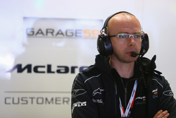 Bas Leinders, Chef McLaren Customer Service