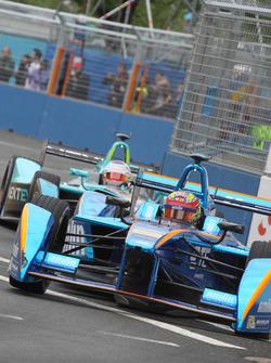 Robin Frijns, Amlin Andretti Formula E Team and Nelson Piquet Jr., NEXTEV TCR Formula E Team