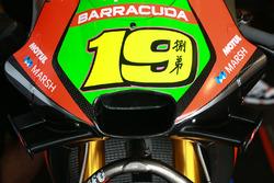 Alvaro Bautista, Aprilia Racing Team Gresini, Bike-Detail, Winglets