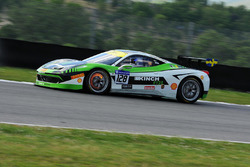 #128 Gohm Motorsport, Ferrari 458: Christian Kinch