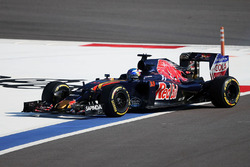 Max Verstappen, Scuderia Toro Rosso STR11 opgave