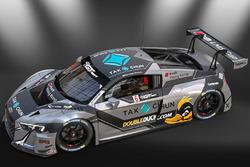 Presentasi livery Phoenix Racing Asia
