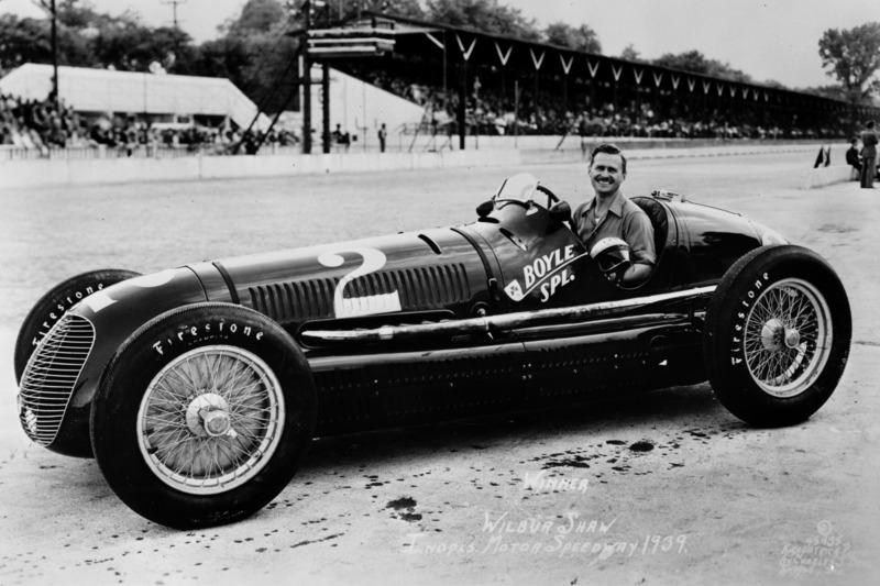1939 - Wilbur Shaw, Maserati
