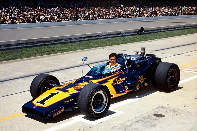 1971 - Al Unser, Colt/Ford