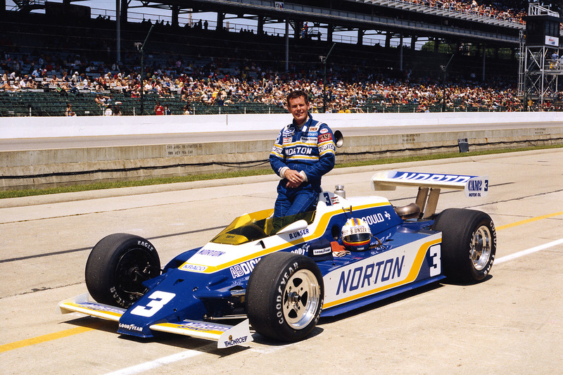 1981 - Bobby Unser, Penske/Cosworth