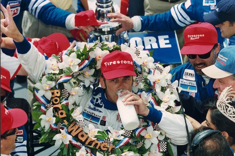 1997: Tweede keer Arie Luyendyk