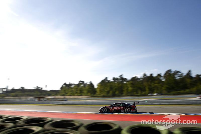 Ausfall: Adrien Tambay, Audi Sport Team Rosberg, Audi RS 5 DTM