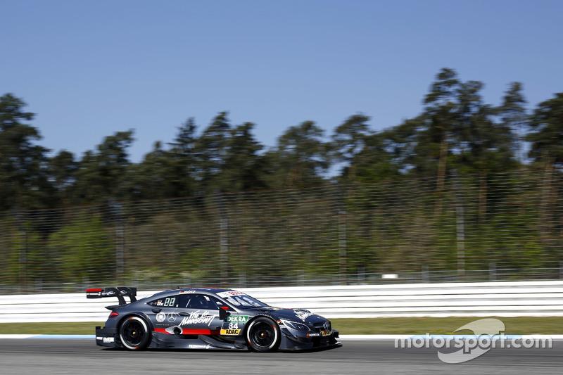 4. Maximilian Götz, Mercedes-AMG Team HWA, Mercedes-AMG C63 DTM