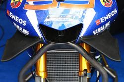 Yamaha winglets
