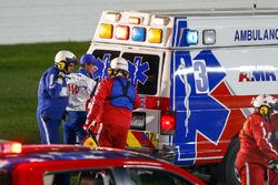 Joey Logano, Team Penske Ford kecelakaan