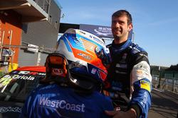 Dusan Borkovic, B3 Racing Team Hungary, SEAT León TCR with Aku Pellinen, West Coast Racing, Honda Civic TCR