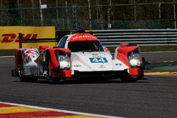 #44 Manor, Oreca 05 - Nissan: Tor Graves, Will Stevens, James Jakes