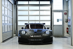 New 2017 Porsche GTE/GTLM at Motorsport Center Flacht